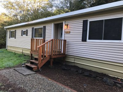 North Bend Single Family Home For Sale: 68711 Dixie Rd