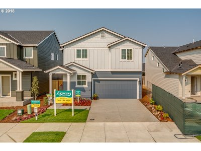 Camas Single Family Home For Sale: 3640 NE Kingbird St