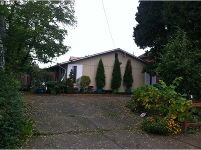 Portland OR Multi Family Home For Sale: $529,000