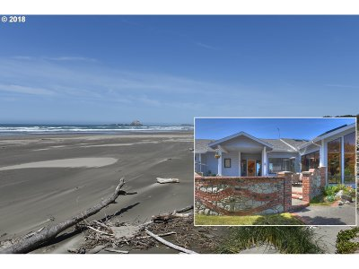 Bandon Single Family Home For Sale: 3900 Beach Loop Dr