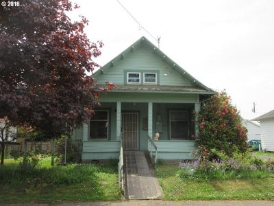 Cottage Grove, Creswell Single Family Home For Sale: 1029 Adams Ave