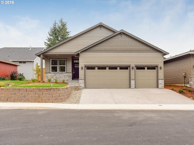 Estacada Single Family Home For Sale: 1099 NE Regan Hill Loop