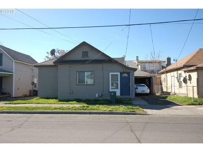 Pendleton Single Family Home For Sale: 205 SW 6th