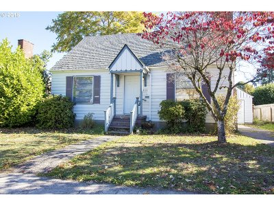 Single Family Home For Sale: 3116 SE 66th Ave