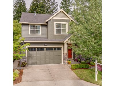 Beaverton Single Family Home For Sale: 8841 SW Postrio Ct