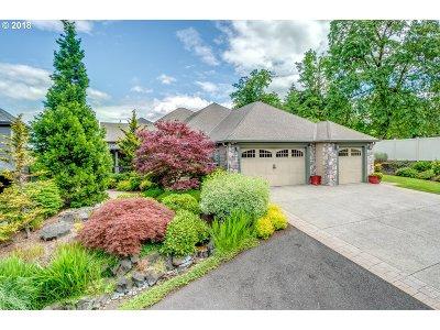 Ridgefield Single Family Home For Sale: 16211 NE 25th Ave