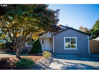 Happy Valley, Clackamas Single Family Home For Sale: 8414 SE Cornwell Ave