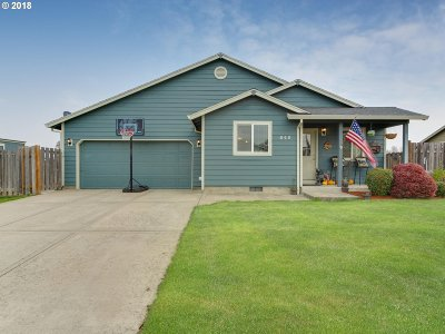 Single Family Home For Sale: 640 N 1st St