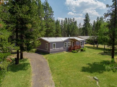 Bend Single Family Home For Sale: 55842 Swan Rd