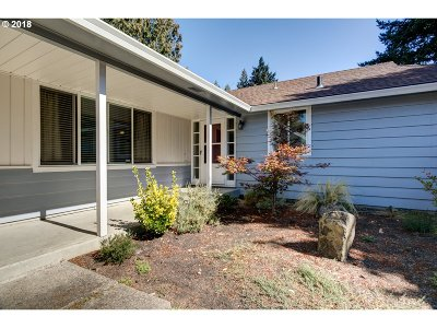Beaverton Single Family Home For Sale: 1945 SW Cedar Hills Blvd
