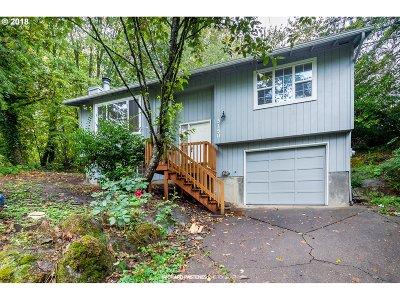 Single Family Home For Sale: 5150 SW Garden Home Rd