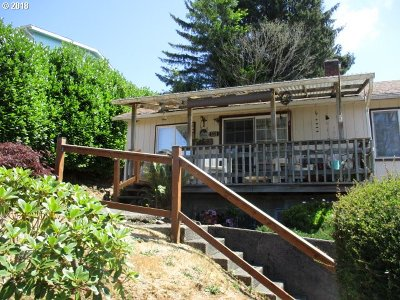 Coos Bay Single Family Home For Sale: 538 11th Ave