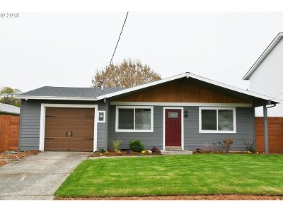 Single Family Home For Sale: 1724 NE 108th Ave