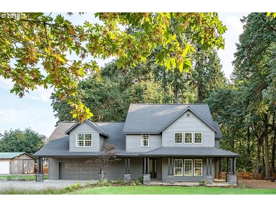 Pleasant Hill Single Family Home For Sale: 84842 S Ridgeway Rd
