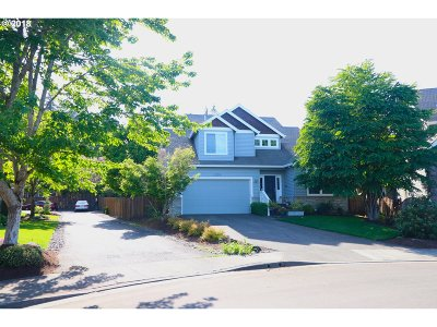 Tigard Single Family Home For Sale: 13139 SW Wellington Pl