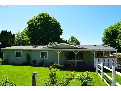 Creswell Single Family Home For Sale: 82208 River Dr