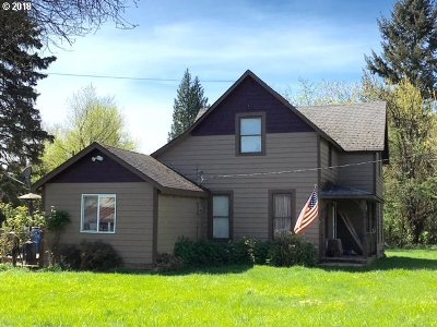 Ridgefield Single Family Home For Sale: 1001 NW Carty Rd