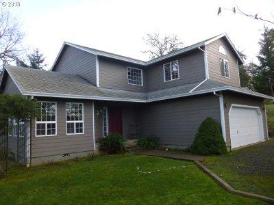 Roseburg Single Family Home For Sale: 3527 Hughes St #3508