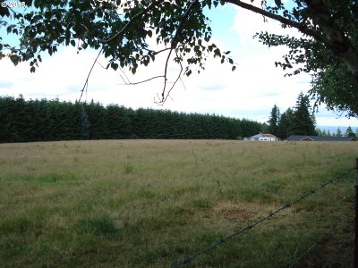 Oregon City, Beavercreek, Molalla, Mulino Farm & Ranch For Sale: S Pierce Rd