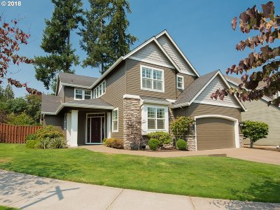 Tigard Single Family Home For Sale: 11113 SW 113th Ter