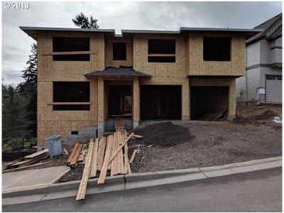 Beaverton, Aloha Single Family Home For Sale: 16250 SW Jade View Way