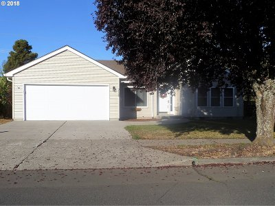 Forest Grove Single Family Home For Sale: 3128 B St