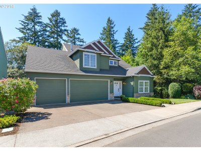 Tigard Single Family Home For Sale: 14777 SW Fern St