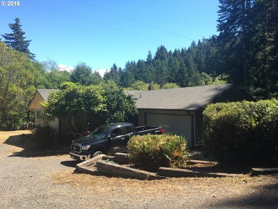 North Bend Single Family Home For Sale: 109 Eel Lake Ln