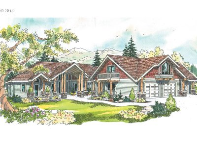 Portland Single Family Home For Sale: SW Nottingham Dr