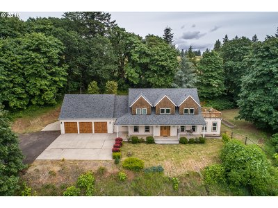 Hillsboro, Cornelius, Forest Grove Single Family Home For Sale: 7389 SW Winters Rd