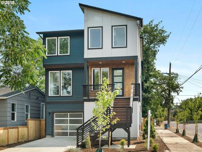 Single Family Home For Sale: 5304 NE 15th Ave