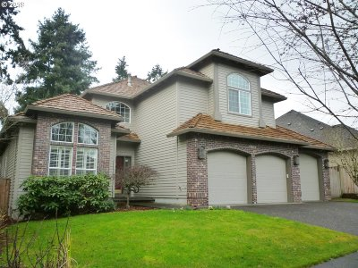 Beaverton Single Family Home For Sale: 13650 SW Otter Ln