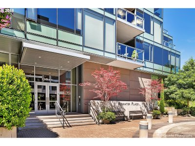 Portland Condo/Townhouse For Sale: 0841 SW Gaines St #1602