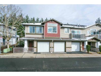 Beaverton, Aloha Condo/Townhouse For Sale: 14745 SW Sandhill Loop #201