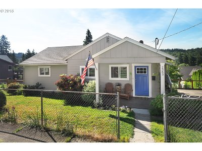 West Linn Single Family Home For Sale: 2363 5th Ave