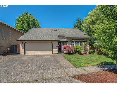 Beaverton Single Family Home For Sale: 13175 SW Hanson Ln