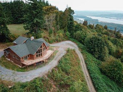 Rainier Single Family Home For Sale: 28710 Old Rainier Rd