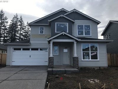 Canby Single Family Home For Sale: 1072 S Walnut St #Lot77