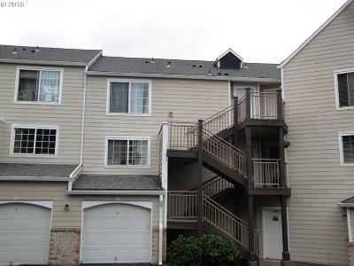 Condo/Townhouse For Sale: 17548 NW Springville Rd #F12