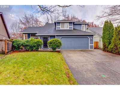 Clark County Single Family Home For Sale: 18113 SE 19th St