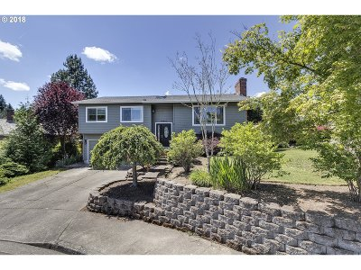 Single Family Home For Sale: 16960 NW Joscelyn St