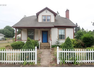 Cottage Grove, Creswell Single Family Home For Sale: 327 Quincy Ave