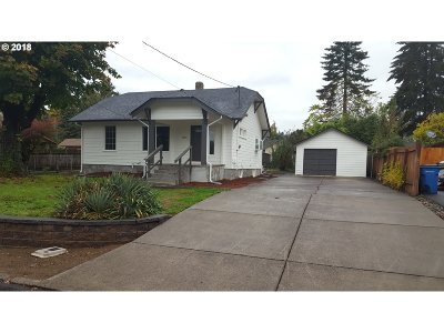 Washougal Single Family Home For Sale: 1435 F St