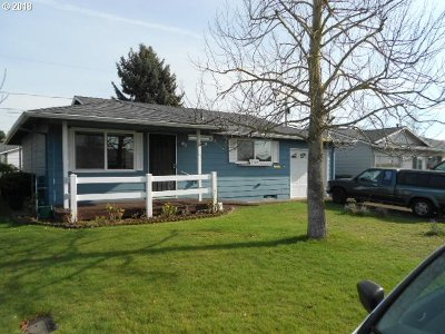 Woodburn Single Family Home For Sale: 1548 Thompson Rd