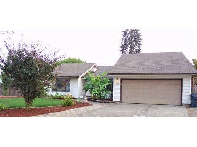 Keizer Single Family Home For Sale: 1708 Kelly St NE