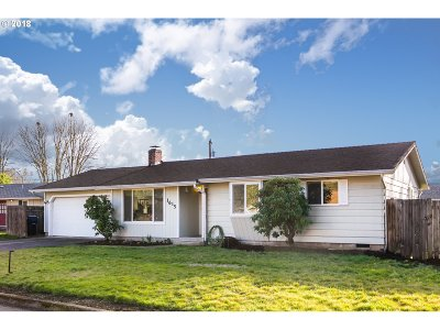 Springfield Single Family Home For Sale: 1615 Sequoia Ave