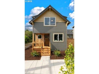 Condo/Townhouse For Sale: 6363 SE Rhone St