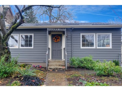 Single Family Home For Sale: 7460 N Haven Ave