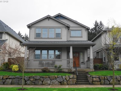 Wilsonville Single Family Home For Sale: 11836 SW Oslo St