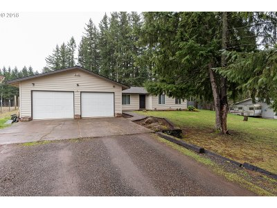 Estacada Single Family Home For Sale: 26618 S Tucker Rd